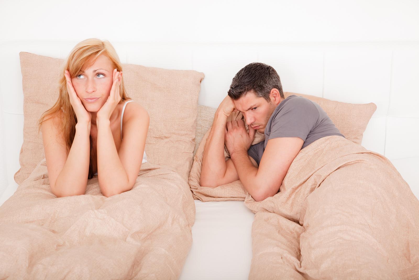 4 najpogosteji vzroki za zmanjan libido