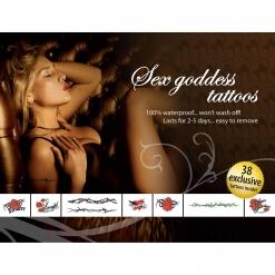 Tattoo set - Sex goddess