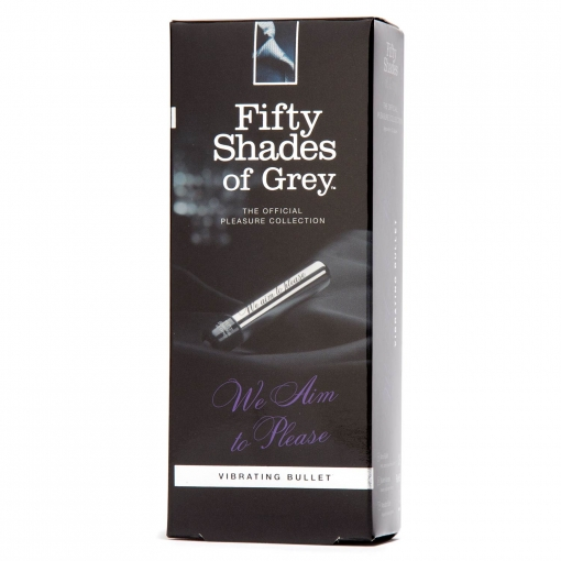Fifty Shades of Grey - Mini vibrator