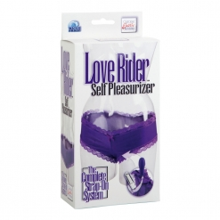 Love Rider – Gaćice s vibratorom, ljubičaste