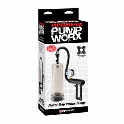 Pump Worx - Pistol Grip Power Pump