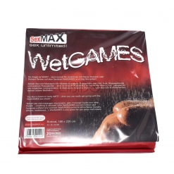Sexmax – PVC rjuha, 180 X 220cm