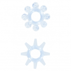 ToyJoy – Power rings, 2 kom