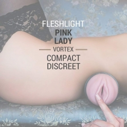 Fleshlight - Pink Lady Vortex