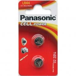 Panasonic baterije LR44 1,5V (2 kom)