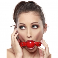 Fetish Fantasy - Ball Gag, crveni