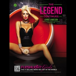 Fleshlight Girls - Jenna Jameson Legend
