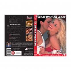 Alexander Institute – What Women Want – Edukativni DVD