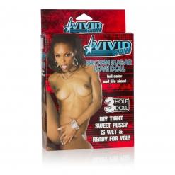 Vivid Raw – Brown Sugar lutka