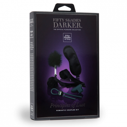 Fifty Shades Darker - Principles of Lust Romance Kit