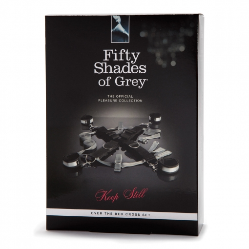 Fifty Shades of Grey – Over The Bed Restrain Set