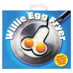 Kalup za pečenje jajca - penis