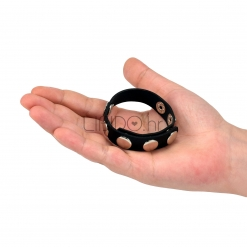 Strict – Snap Rubber Cock Ring