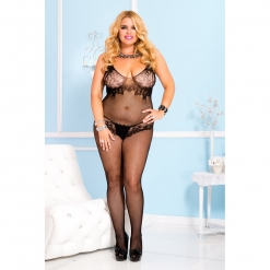 Music Legs – Catsuit No. 8 Plus Size