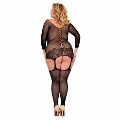 Softline - Catsuit No. 1 Plus size