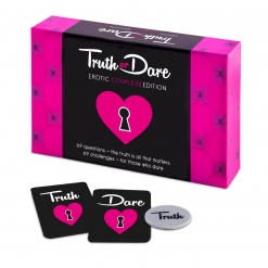 Tease & Please - Truth or Dare Couples Edition