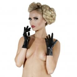 Late X - Latex rokavice do zapestja