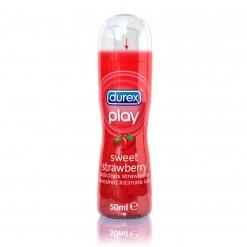 Durex - Play Sweet Strawberry Lubricant, 50 ml