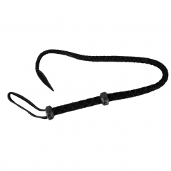 Zado - Single Tail Leather Whip