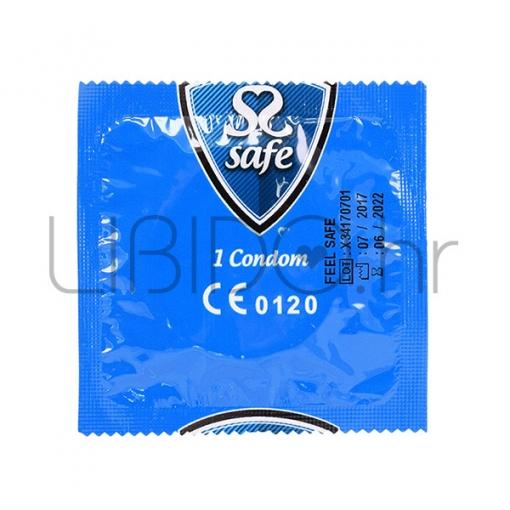 Safe – XL kondom, 1 kos