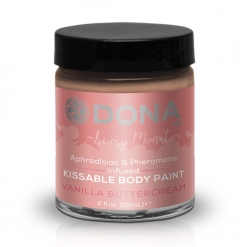 Dona - Body Paint Vanilla Buttercream, 60 ml