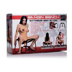 Lovebotz - Bangin Bench Extreme Sex Stool