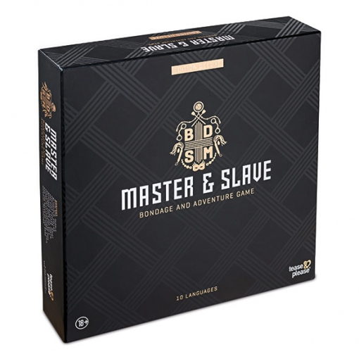 Tease & Please - Master & Slave Edition Deluxe