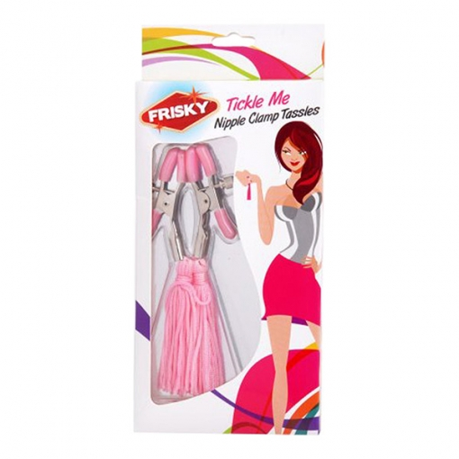 Frisky - Tickle Me Nipple Clamps