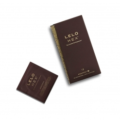 Lelo - Hex Respect XL kondomi, 12 kos