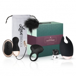 LoveBoxxx – Deluxe Set for Couples