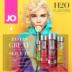 System JO - H2O Lubricant Strawberry, 30 ml