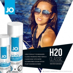 System JO - H20 Lubricant, 120 ml