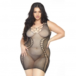 Leg Avenue - Mini obleka No. 1 Plus Size