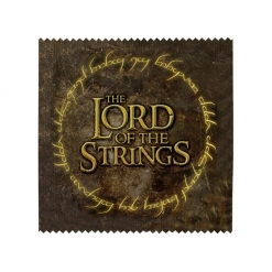 Kondom – The Lord of the Strings, 1 kos