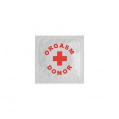 Kondom - Orgasm Donor, 1 kos