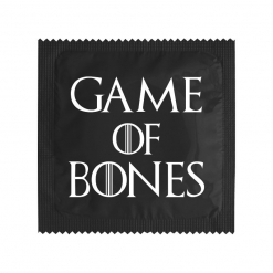 Kondom - Game of Bones, 1 kos
