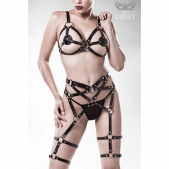 Grey Velvet - Trodelni harness