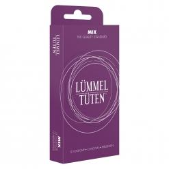 Lummeltuten – Mix kondomi, 12 kos