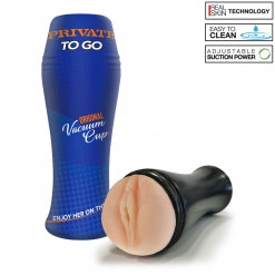 Private To Go - Original Vacuum Cup