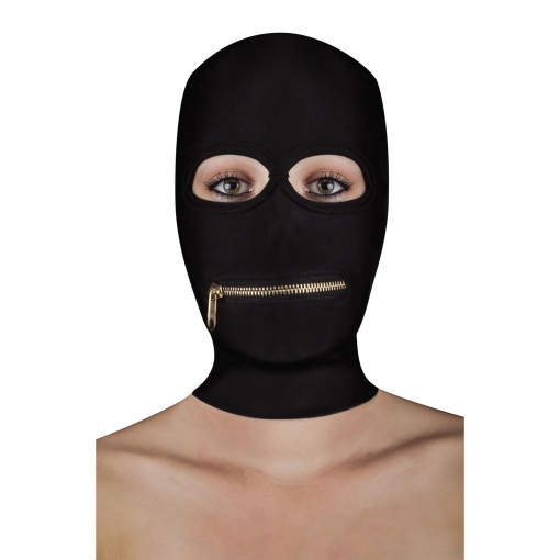 Ouch - Extreme Mouth Zipper Mask