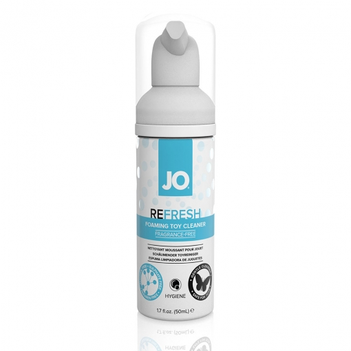 System JO - Refresh Foaming Toy Cleaner, 50 ml