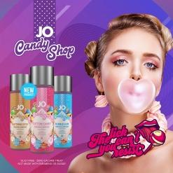 System JO - Candy Shop Bubblegum Lubricant, 60 ml