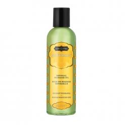 Kama Sutra – Masažno olje Naturals – Coconut Pineapple 59 ml