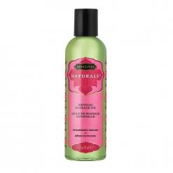Kama Sutra – Masažno olje Naturals – Strawberry Dreams 59 ml